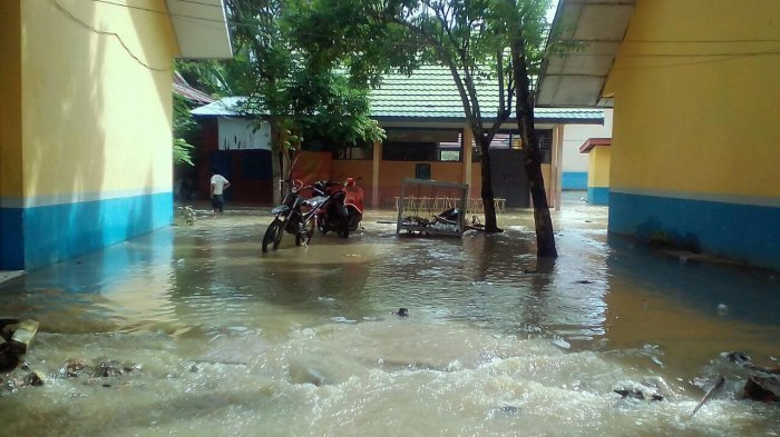 540  Jiwa korban Banjir di  Kabupaten Pulau Taliabu