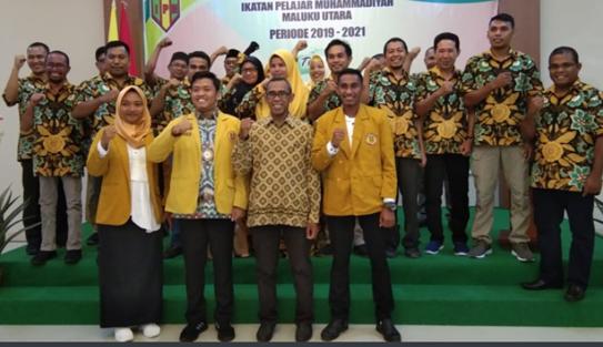 Perhimpunan Alumni IPM dan PW IPM Maluku Utara Dilantik