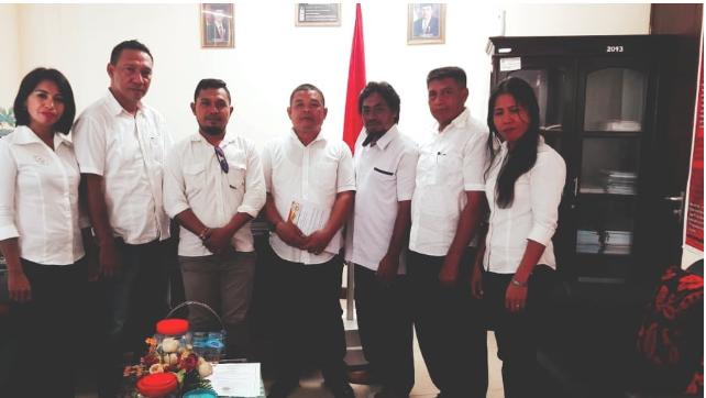 Hadir di Halmahera Utara, JPKP Bangun Konsolidasi Pendekatan dengan Masyarakat