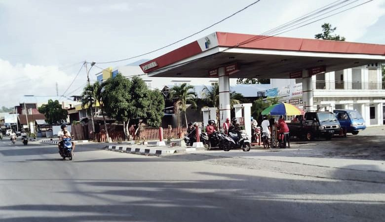 Pertamina Mengoptimalisasi Penyaluran BBM Untuk Atasi Antrian BBM di Labuha