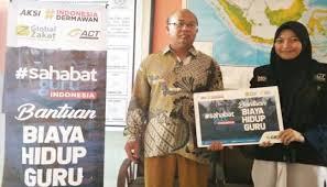 ACT bantu kesejahteraan Guru Honorer