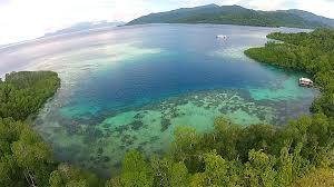 Pulau Bacan Maluku Utara