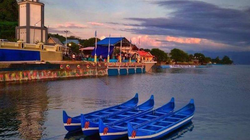 Wisata maritim malut lewat festival kampung nelayan