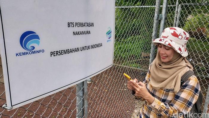 Hore! Wilayah Terutara Indonesia Dapet Sinyal 4G!