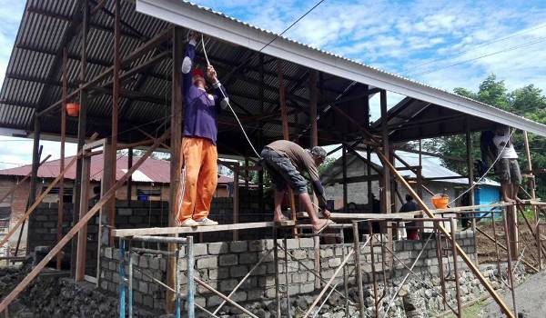 Tradisi Barifola, Sebentuk Kepedulian Sesama Warga di Maluku Utara