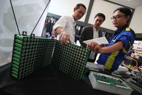 Maluku Utara Akan Miliki Industri Bahan Baku Baterai Mobil Listrik, Jadi yang Pertama di Indonesia
