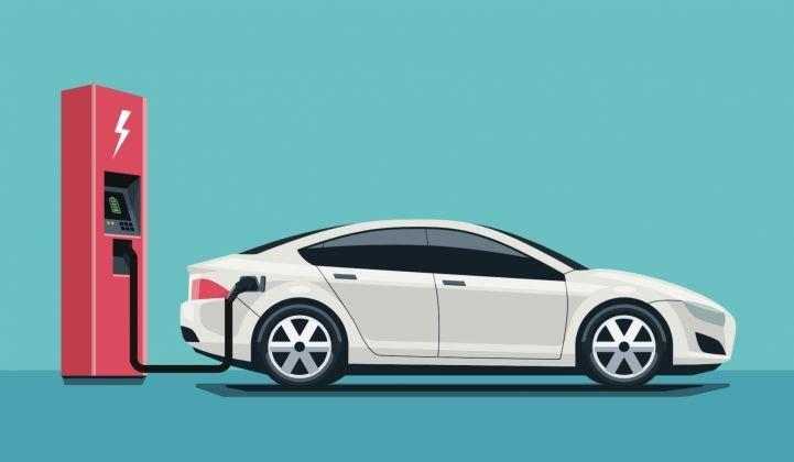 mobil dinas listrik