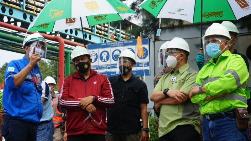 Harap Kapolda: Pembangunan Hilirisasi Nikel di Obi Dapat Berikan Kontribusi Terhadap Malut