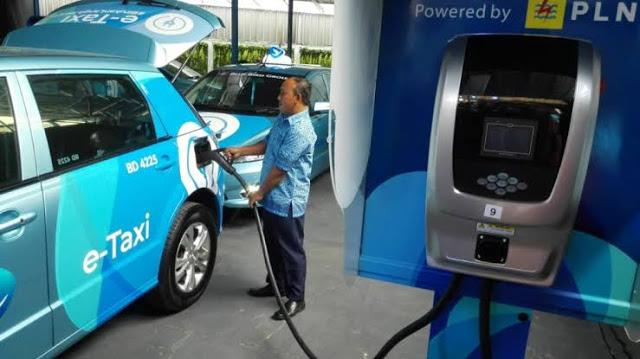 Indonesia Menjadi Pengembang Baterai Lithium Mobil Listrik Dunia dan Produsen Teknologi di Masa Depan