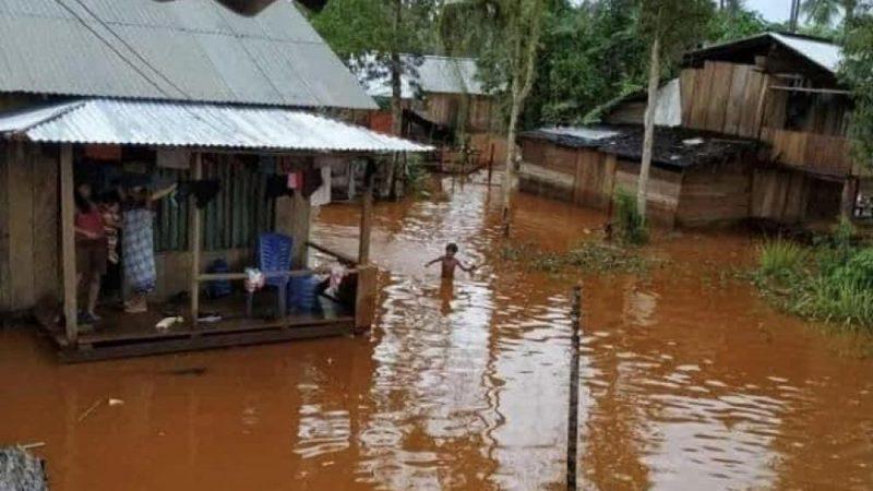 Masyarakat Tolak Rencana Pembuangan Limbah Perusahaan Nikel di Pulau Obi