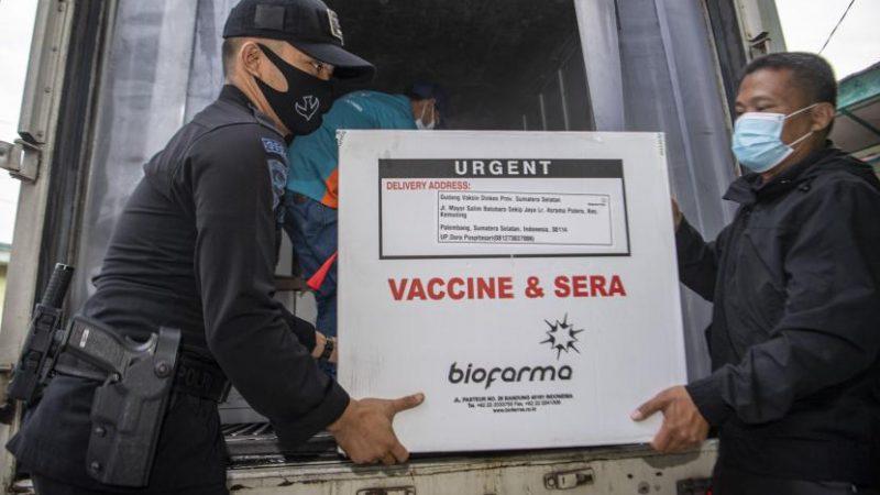 Polda: 7.160 Dosis Vaksin Sinovac sudah ada di Maluku Utara
